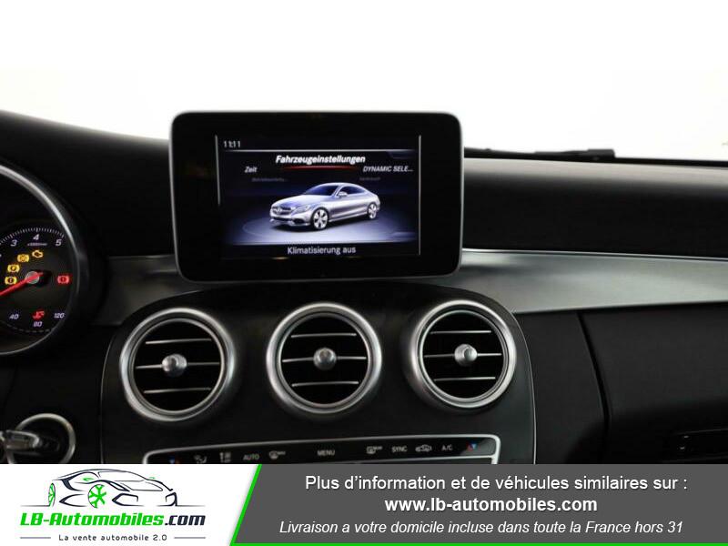 Mercedes Classe C 200 200 Blanc occasion à Beaupuy - photo n°6