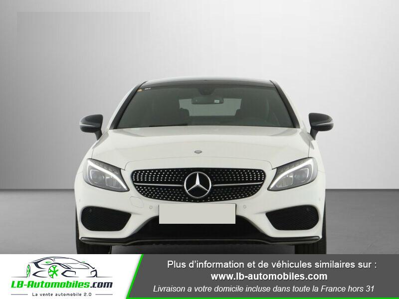 Mercedes Classe C 200 200 Blanc occasion à Beaupuy - photo n°7