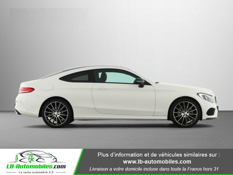 Mercedes Classe C 200 200 Blanc occasion à Beaupuy - photo n°10