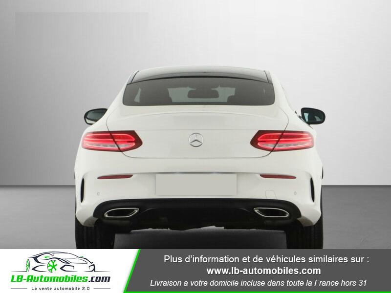 Mercedes Classe C 200 200 Blanc occasion à Beaupuy - photo n°9