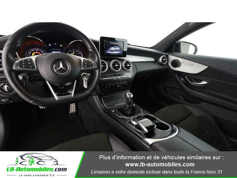 Mercedes Classe C 200 200 Blanc occasion à Beaupuy - photo n°2