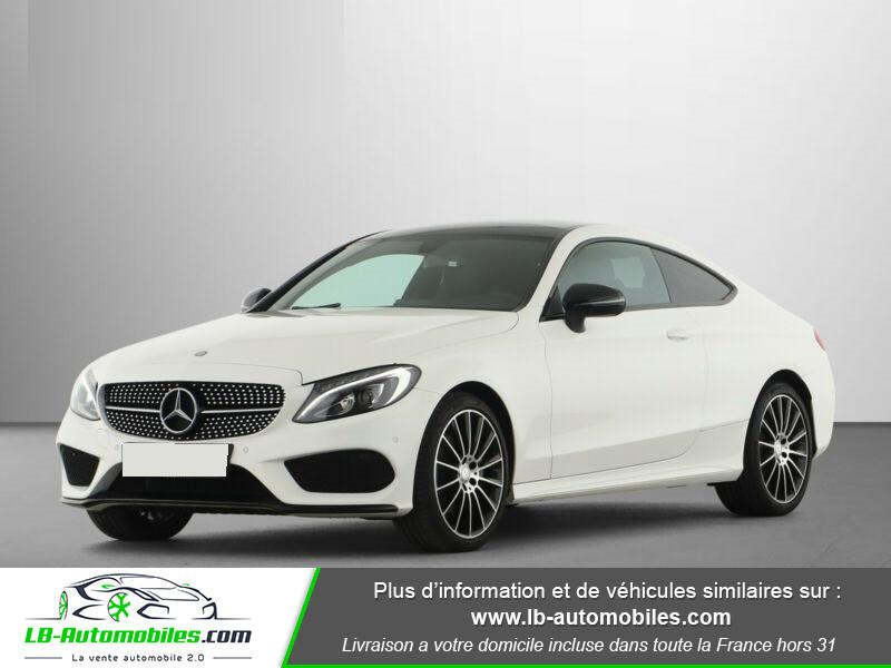 Mercedes Classe C 200 200 Blanc occasion à Beaupuy