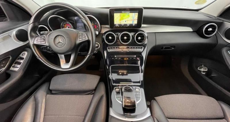 Mercedes Classe C 200 200d tronic plus 136hp iii Noir occasion à Neuilly Sur Seine - photo n°7