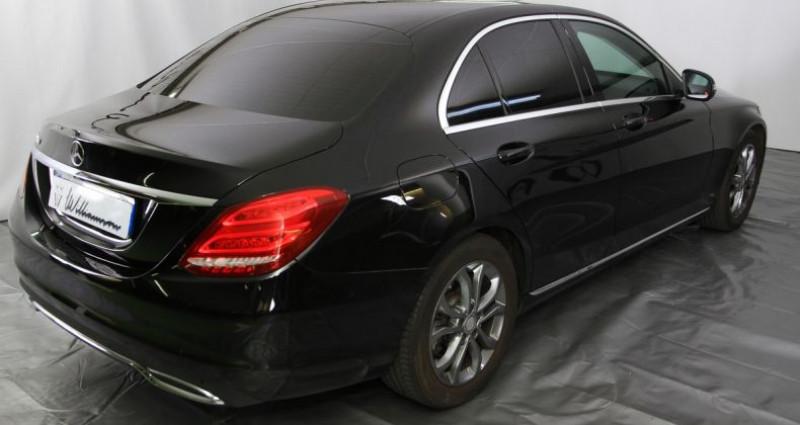Mercedes Classe C 200 200d tronic plus 136hp iii Noir occasion à Neuilly Sur Seine - photo n°3