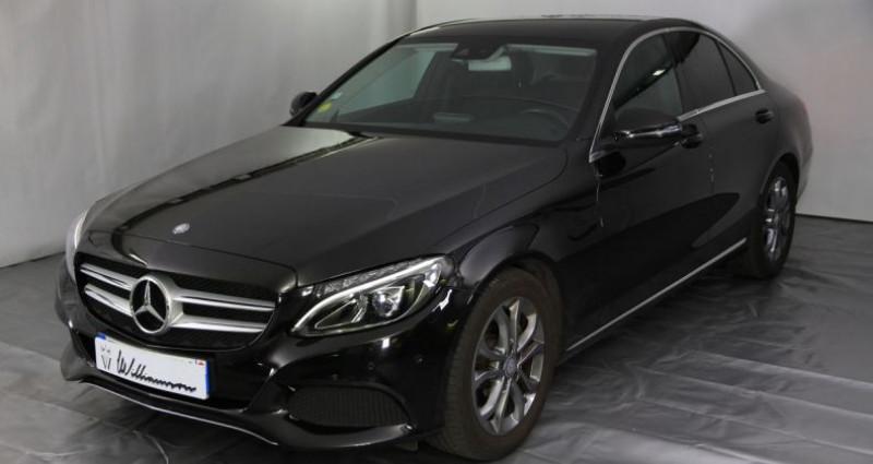 Mercedes Classe C 200 200d tronic plus 136hp iii Noir occasion à Neuilly Sur Seine