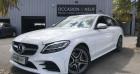 Mercedes Classe C 200 BREAK (S205) 200 D 150CH AMG LINE 9G-TRONIC Blanc à GUER 56
