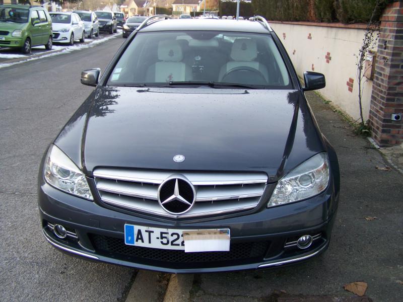Mercedes Classe C 200 Break SW 200 CDI BLUEEFFICIENCY Avantgar  occasion à Morancez