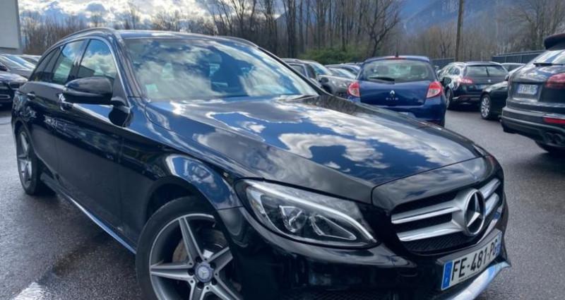 Mercedes Classe C 220 (S205) 220 D FASCINATION 9G-TRONIC Noir occasion à VOREPPE - photo n°2