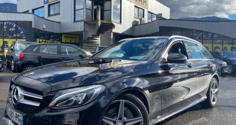 Mercedes Classe C 220 (S205) 220 D FASCINATION 9G-TRONIC Noir occasion à VOREPPE