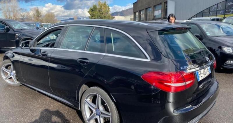 Mercedes Classe C 220 (S205) 220 D FASCINATION 9G-TRONIC Noir occasion à VOREPPE - photo n°4