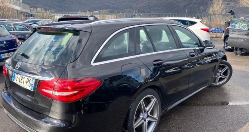Mercedes Classe C 220 (S205) 220 D FASCINATION 9G-TRONIC Noir occasion à VOREPPE - photo n°3