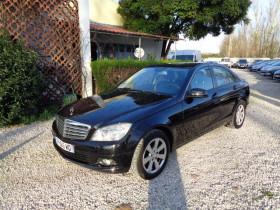 Mercedes Classe C 220 Noir, garage AUTOS 4X4 AZUR à Aucamville