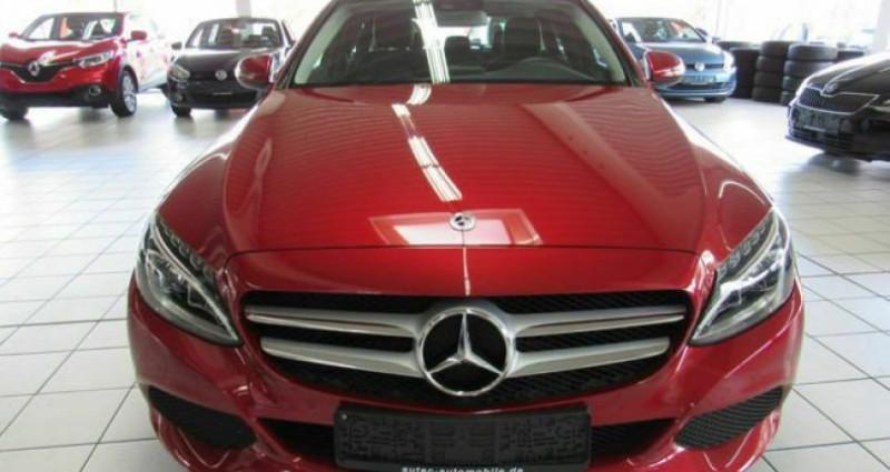 Mercedes Classe C 220 #  C 220 d T 9G-Tronic Avantgarde Pano,Navi,LED Rouge occasion à Mudaison - photo n°2
