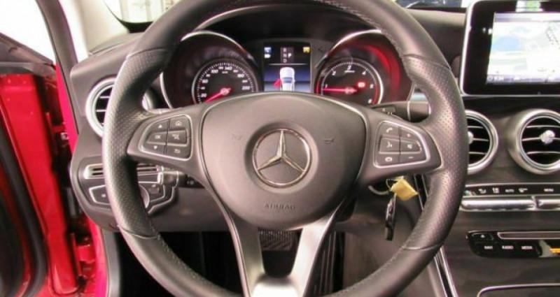 Mercedes Classe C 220 #  C 220 d T 9G-Tronic Avantgarde Pano,Navi,LED Rouge occasion à Mudaison - photo n°6