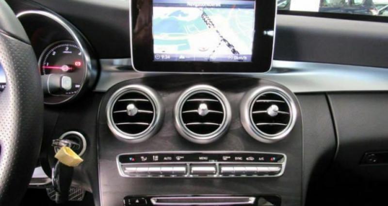 Mercedes Classe C 220 #  C 220 d T 9G-Tronic Avantgarde Pano,Navi,LED Rouge occasion à Mudaison - photo n°7