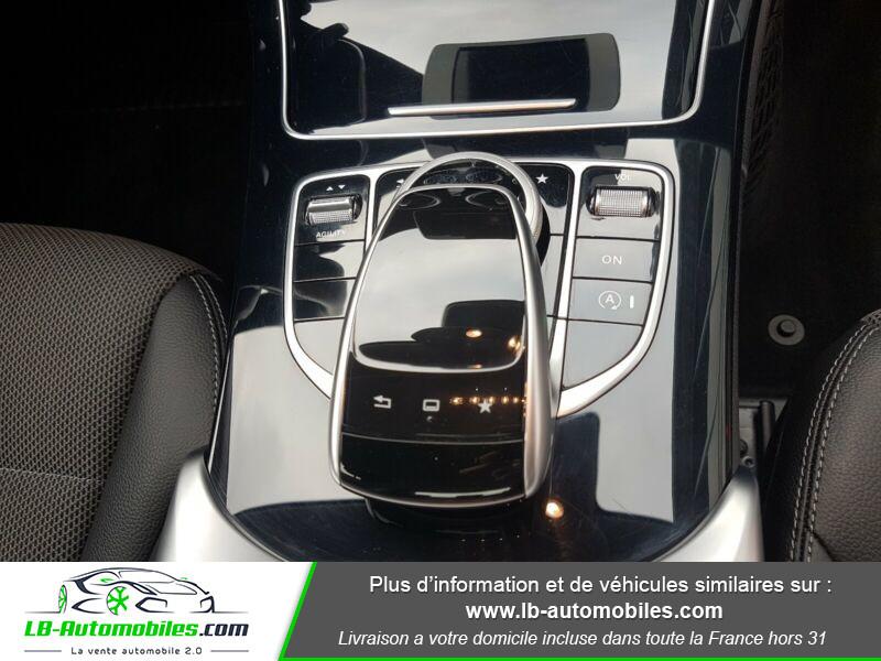 Mercedes Classe C 220 220 BlueTEC / 7G-Tronic A Noir occasion à Beaupuy - photo n°6