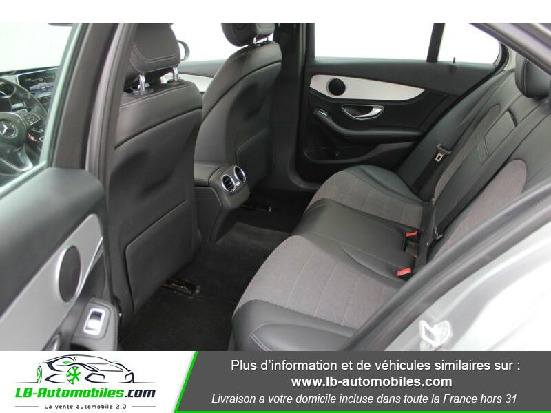 Mercedes Classe C 220 220 BlueTEC / 7G-Tronic A Gris occasion à Beaupuy - photo n°7