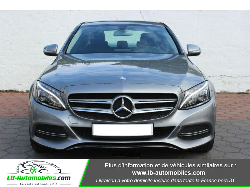 Mercedes Classe C 220 220 BlueTEC / 7G-Tronic A Gris occasion à Beaupuy - photo n°11