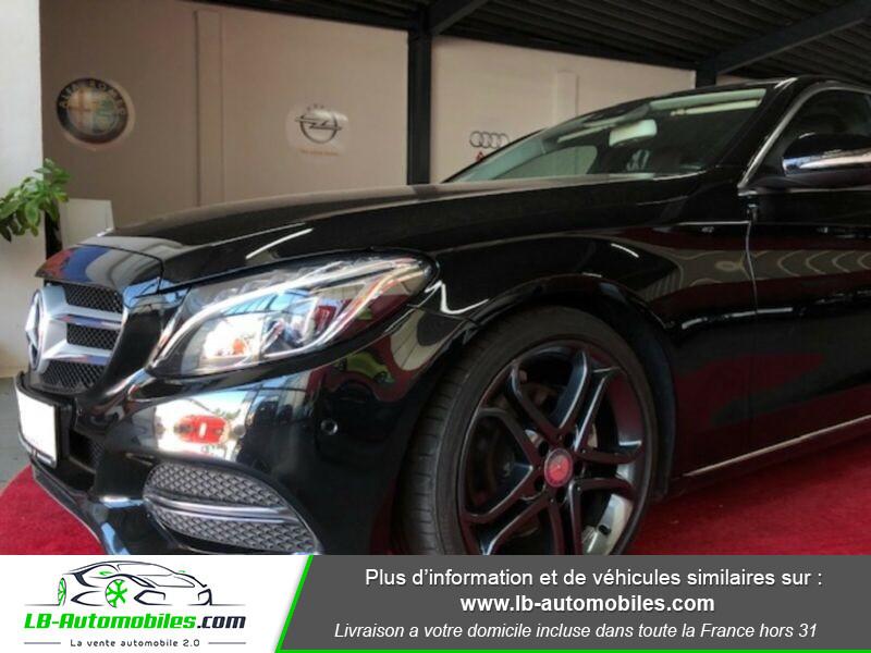Mercedes Classe C 220 220 BlueTEC / 7G-Tronic A Noir occasion à Beaupuy - photo n°11
