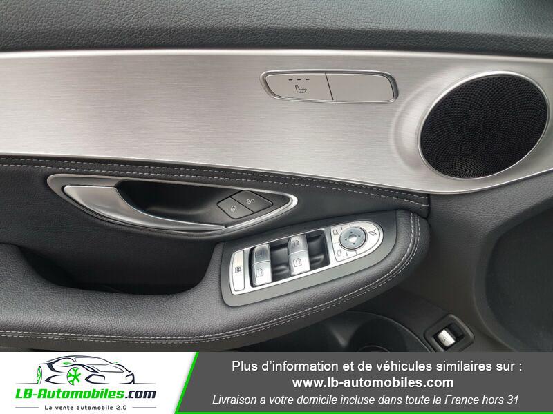 Mercedes Classe C 220 220 BlueTEC / 7G-Tronic A Noir occasion à Beaupuy - photo n°7
