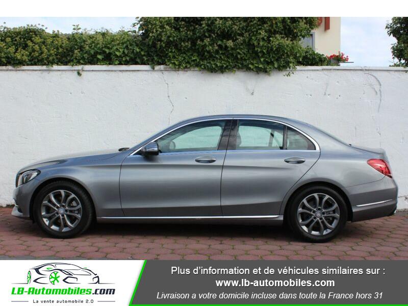 Mercedes Classe C 220 220 BlueTEC / 7G-Tronic A Gris occasion à Beaupuy - photo n°14