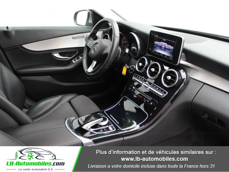 Mercedes Classe C 220 220 BlueTEC / 7G-Tronic A Gris occasion à Beaupuy - photo n°5