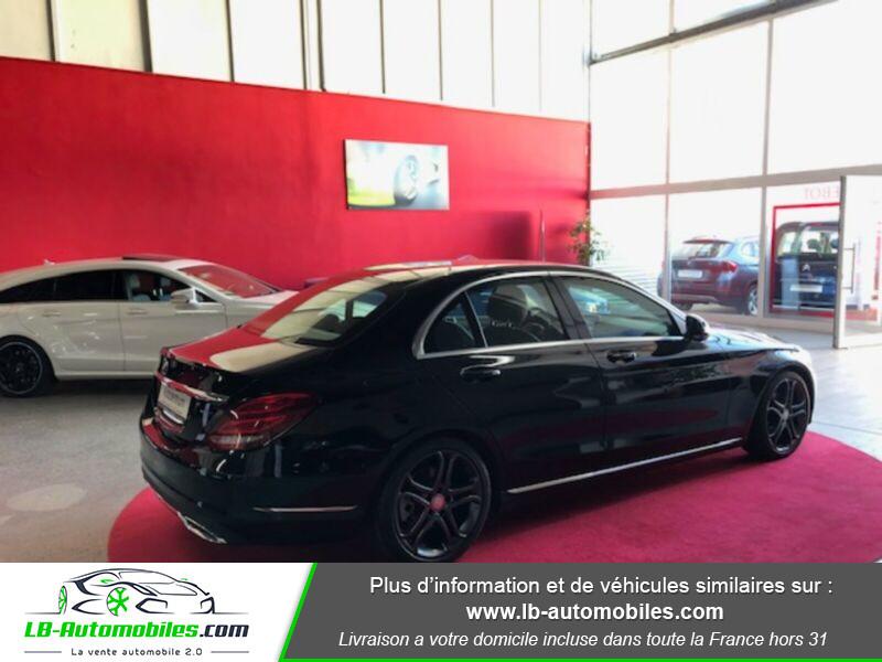 Mercedes Classe C 220 220 BlueTEC / 7G-Tronic A Noir occasion à Beaupuy - photo n°3