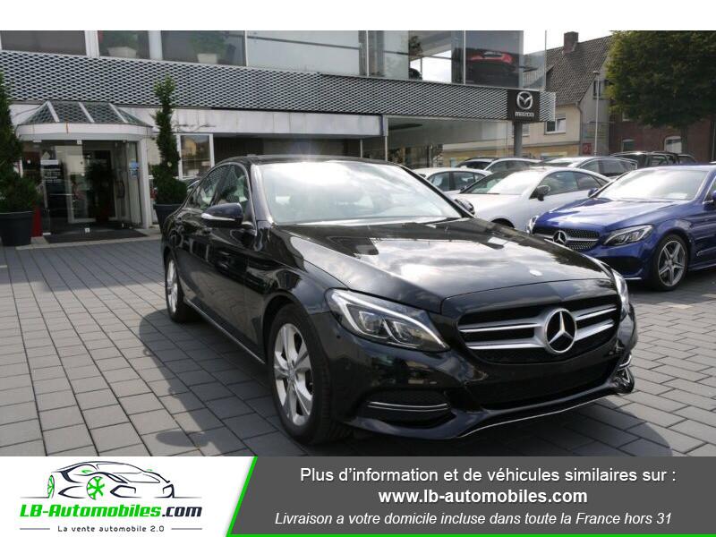 Mercedes Classe C 220 220 BlueTEC / 7G-Tronic A Noir occasion à Beaupuy - photo n°12