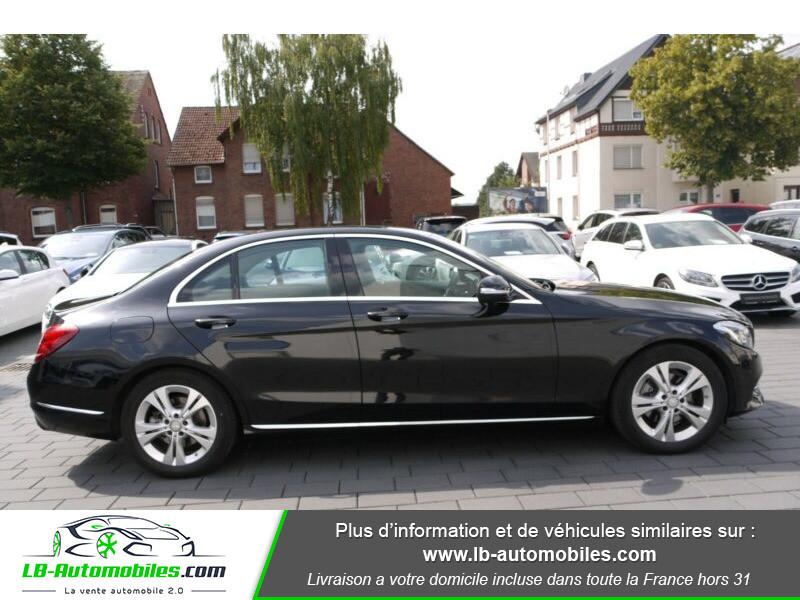 Mercedes Classe C 220 220 BlueTEC / 7G-Tronic A Noir occasion à Beaupuy - photo n°13