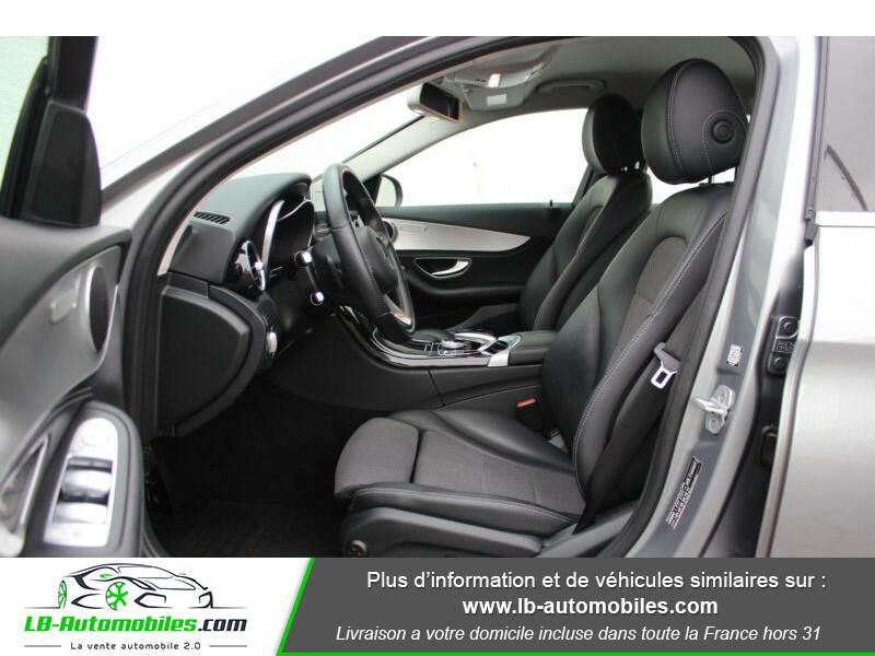 Mercedes Classe C 220 220 BlueTEC / 7G-Tronic A Gris occasion à Beaupuy - photo n°4
