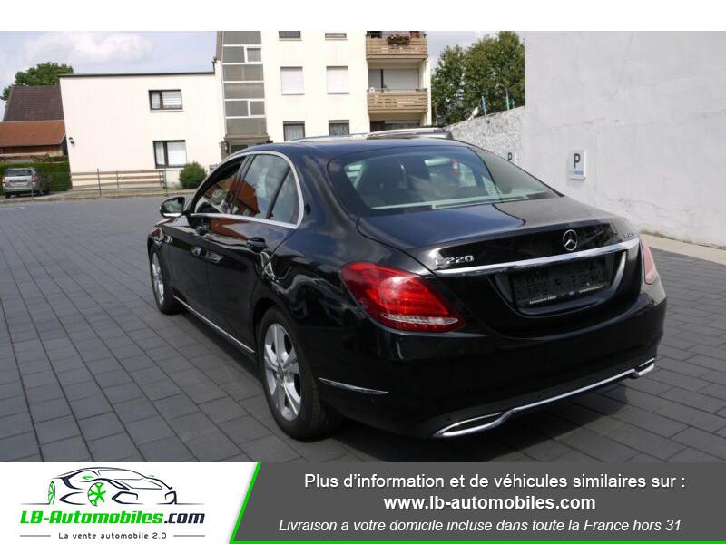 Mercedes Classe C 220 220 BlueTEC / 7G-Tronic A Noir occasion à Beaupuy - photo n°14
