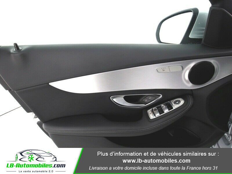 Mercedes Classe C 220 220 BlueTEC / 7G-Tronic A Gris occasion à Beaupuy - photo n°6