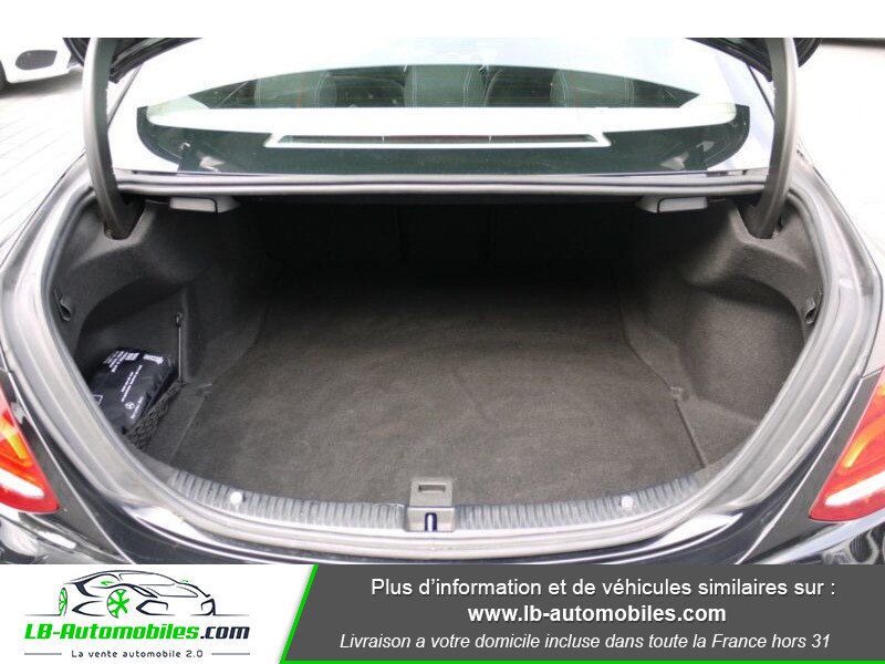 Mercedes Classe C 220 220 BlueTEC / 7G-Tronic A Noir occasion à Beaupuy - photo n°15
