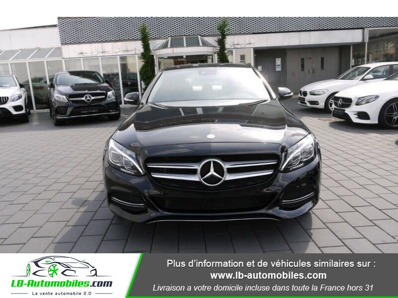 Mercedes Classe C 220 220 BlueTEC / 7G-Tronic A Noir occasion à Beaupuy - photo n°10