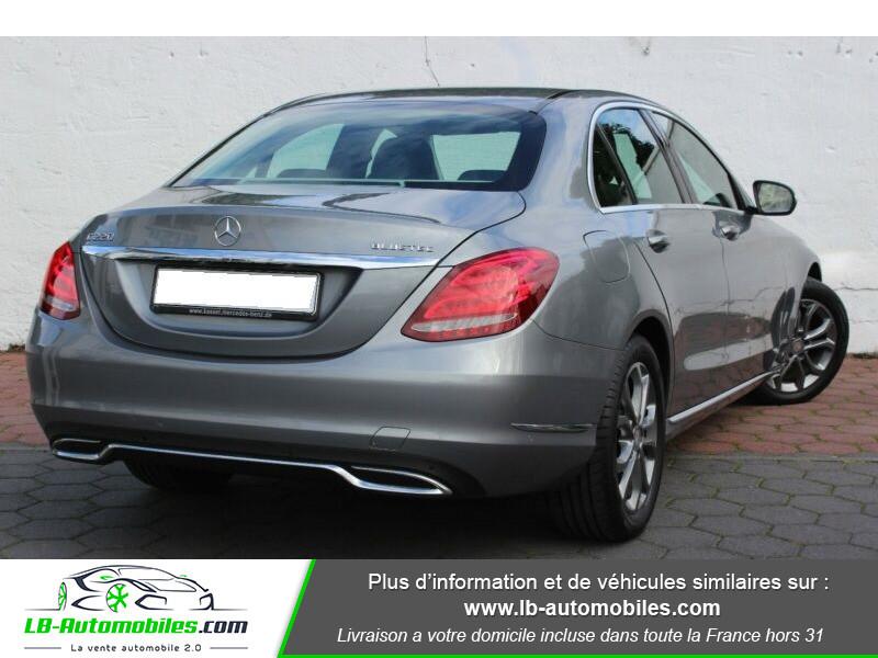 Mercedes Classe C 220 220 BlueTEC / 7G-Tronic A Gris occasion à Beaupuy - photo n°13