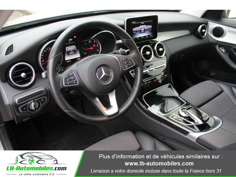 Mercedes Classe C 220 220 BlueTEC / 7G-Tronic A Gris occasion à Beaupuy - photo n°2
