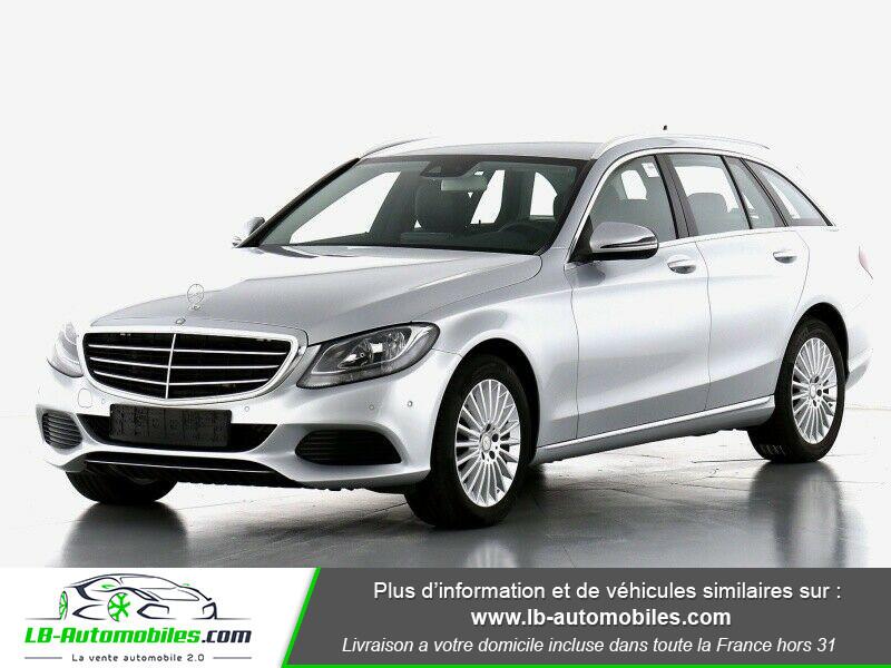 Mercedes Classe C 220 220 BlueTEC / 7G-Tronic A Gris occasion à Beaupuy