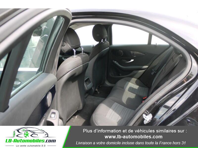Mercedes Classe C 220 220 BlueTEC / 7G-Tronic A Noir occasion à Beaupuy - photo n°16