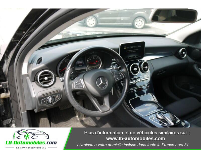 Mercedes Classe C 220 220 BlueTEC / 7G-Tronic A Noir occasion à Beaupuy - photo n°5