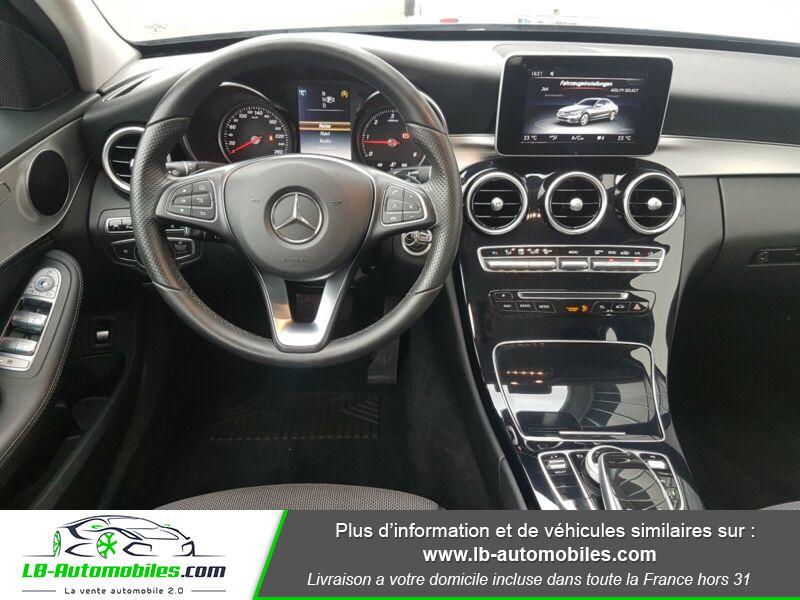 Mercedes Classe C 220 220 BlueTEC / 7G-Tronic A Noir occasion à Beaupuy - photo n°2