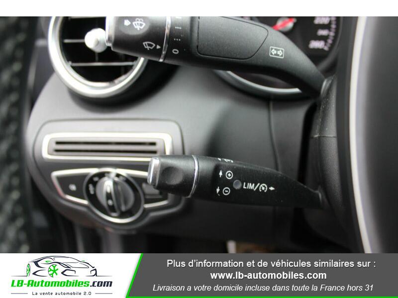 Mercedes Classe C 220 220 BlueTEC / 7G-Tronic A Gris occasion à Beaupuy - photo n°9
