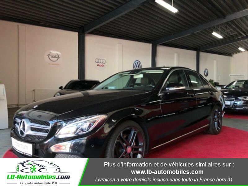 Mercedes Classe C 220 220 BlueTEC / 7G-Tronic A Noir occasion à Beaupuy