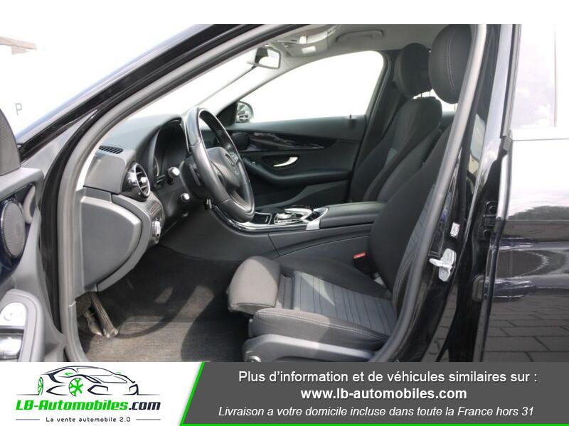Mercedes Classe C 220 220 BlueTEC / 7G-Tronic A Noir occasion à Beaupuy - photo n°4