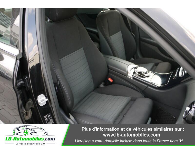 Mercedes Classe C 220 220 BlueTEC / 7G-Tronic A Noir occasion à Beaupuy - photo n°8