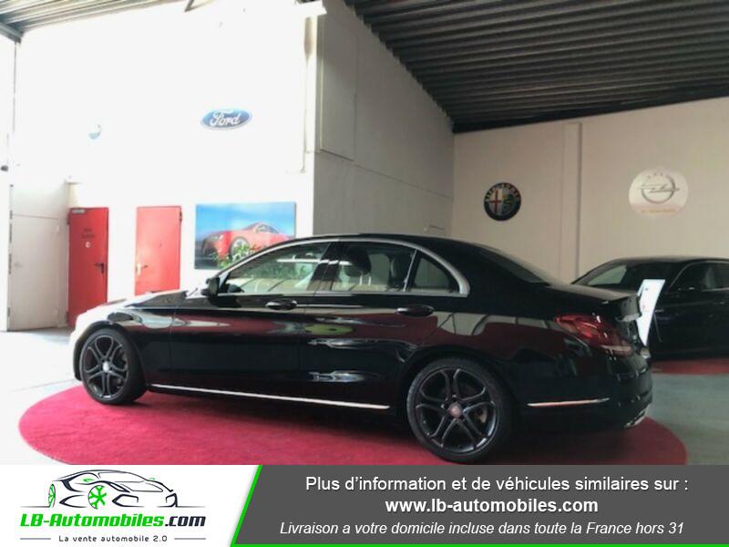 Mercedes Classe C 220 220 BlueTEC / 7G-Tronic A Noir occasion à Beaupuy - photo n°9