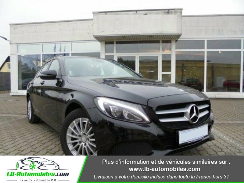 Mercedes Classe C 220 220 BlueTEC Noir occasion à Beaupuy