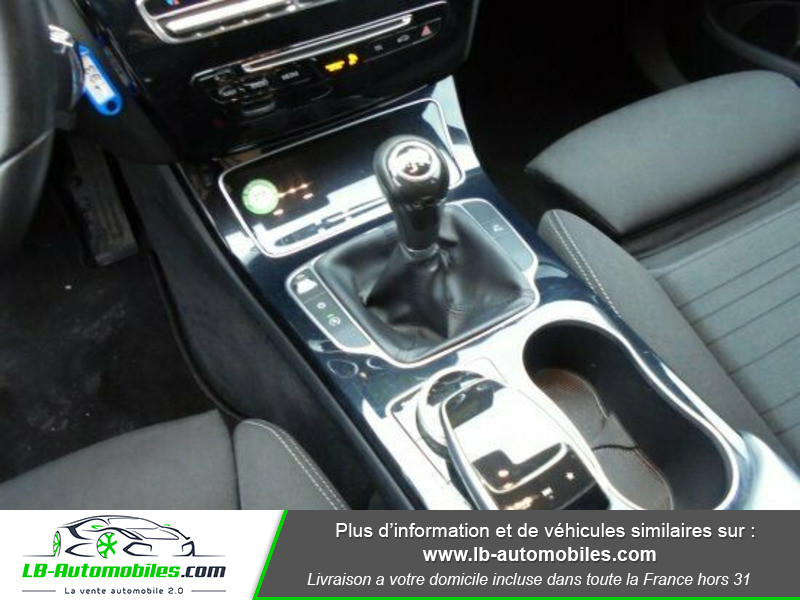 Mercedes Classe C 220 220 BlueTEC Noir occasion à Beaupuy - photo n°5