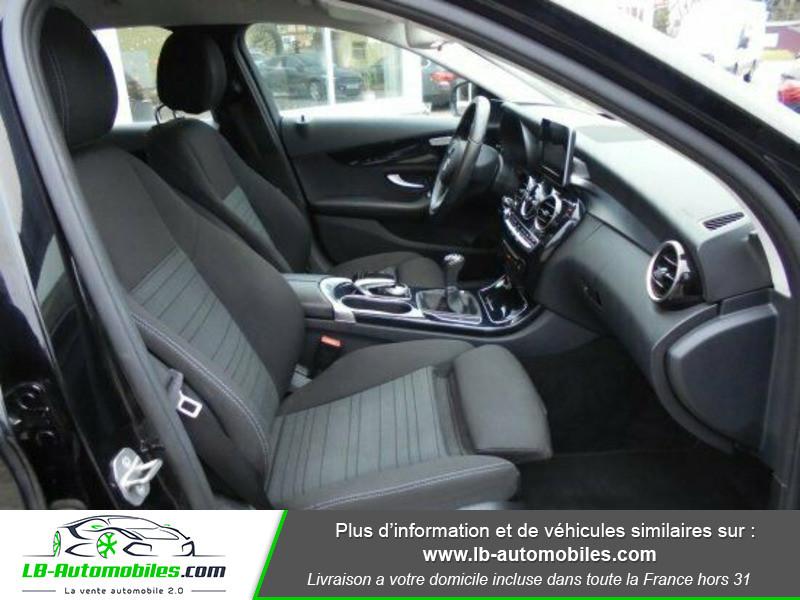 Mercedes Classe C 220 220 BlueTEC Noir occasion à Beaupuy - photo n°6