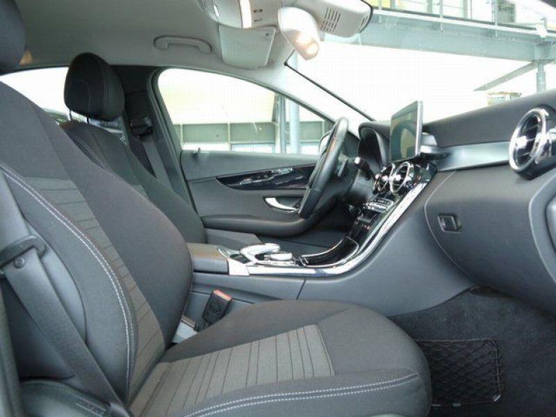 Mercedes Classe C 220 220 CDI AMG Argent occasion à Beaupuy - photo n°3