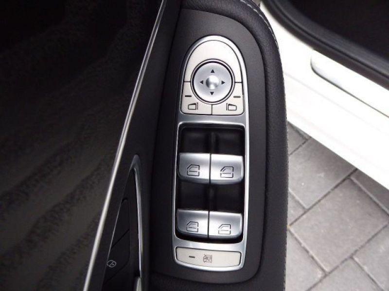 Mercedes Classe C 220 220 CDI AMG Blanc occasion à Beaupuy - photo n°5